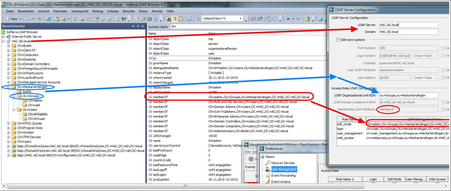 Softerra ldap browser tutorial